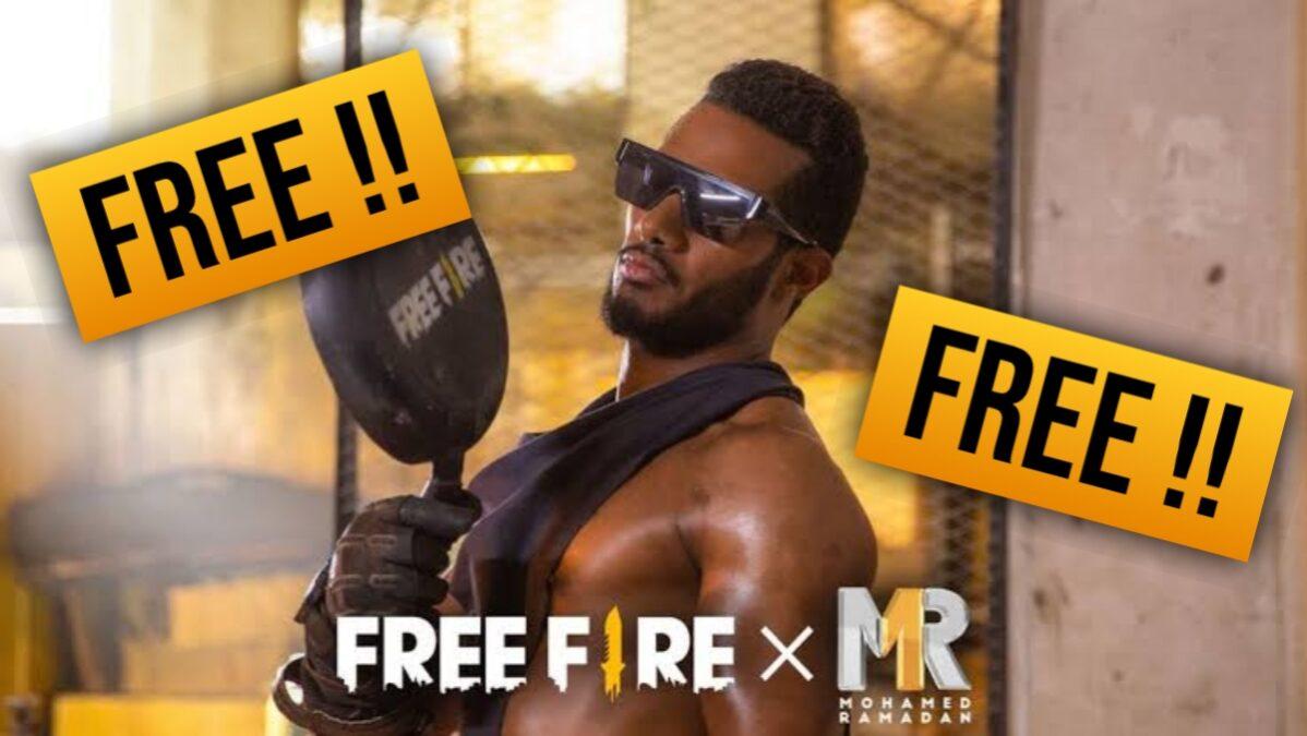 free fire maro