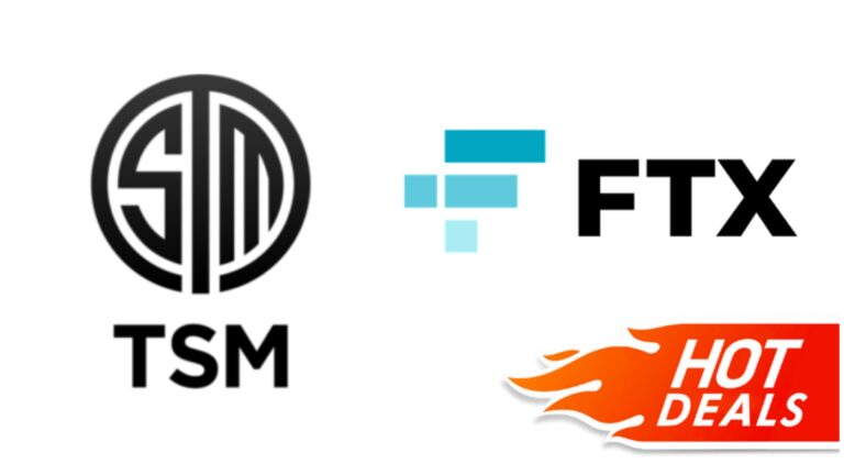TSM signs a $210 Million partnership with FTX for 10 years.