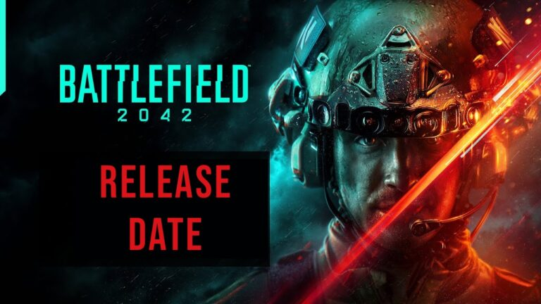 Battlefield 2042 Trailer, Release Date : Everything You Need to Know