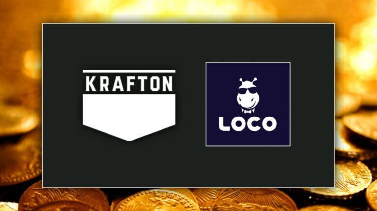 Krafton invests in Loco, a popular live-streaming platform.
