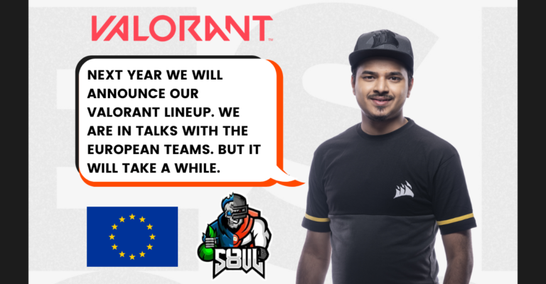 S8ul Esports Might Come Up with their European Roster