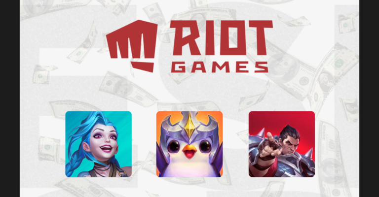 Riot Games crossed $100 million in player spending worldwide. .