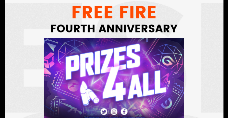 Garena Free Fire fourth anniversary: Everything you need to know