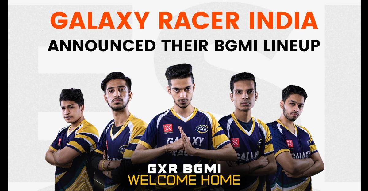 Galaxy Racer India