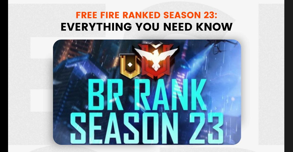 Free Fire Ranked Season 23