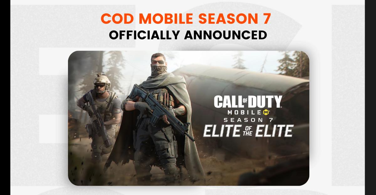 COD Mobile Season 7