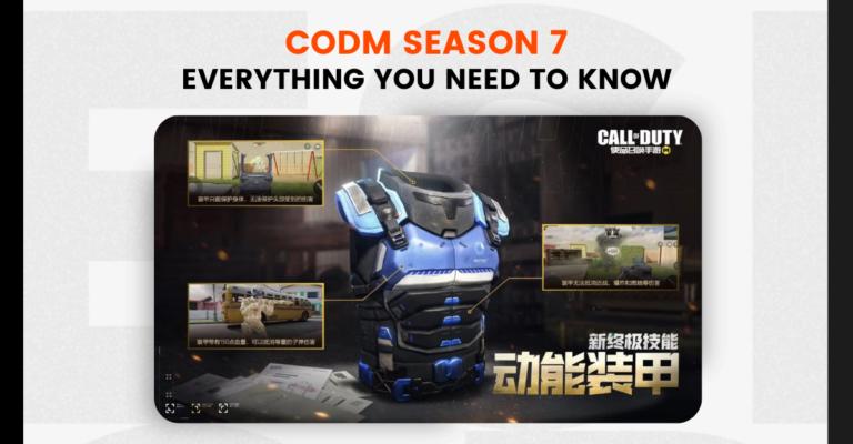 CODM Season 7: Everything You Need to Know