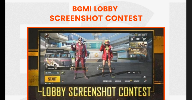 BGMI Lobby Screenshot Contest and Notice Regarding Twitter Login Issue