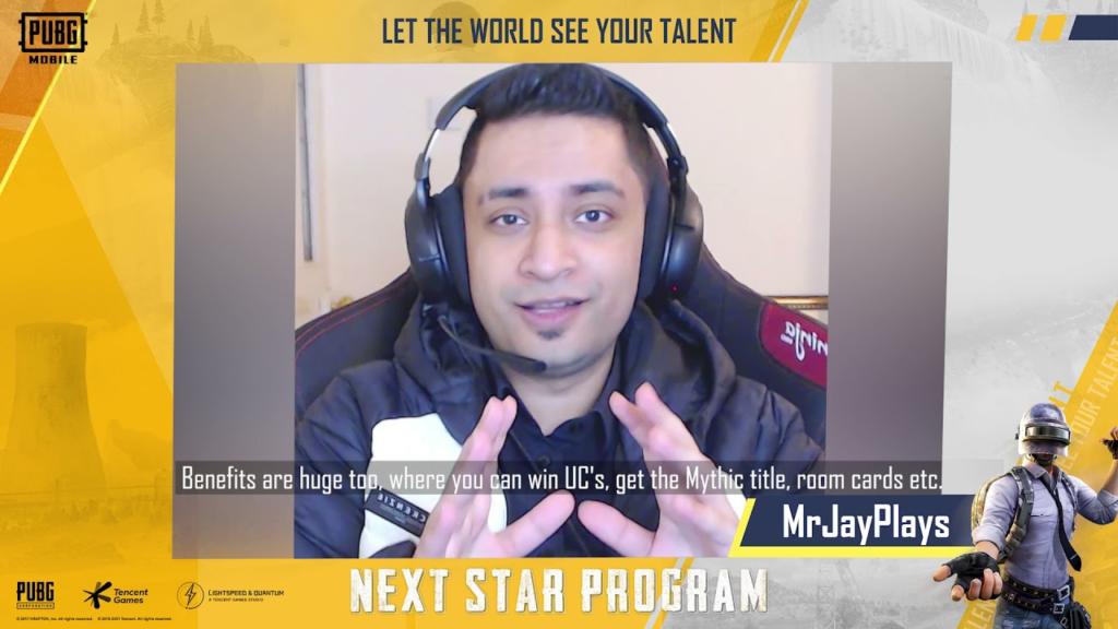 Next Star creator program