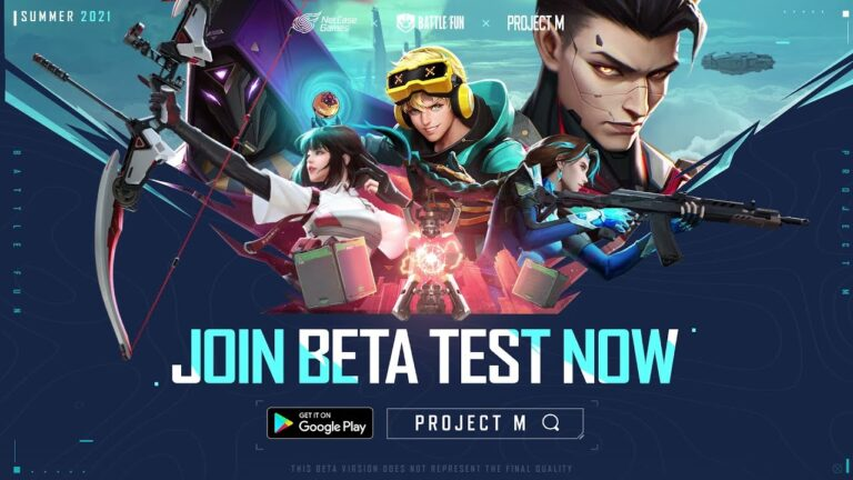 Project M : NetEase Launches a Mobile Game Similar to Valorant