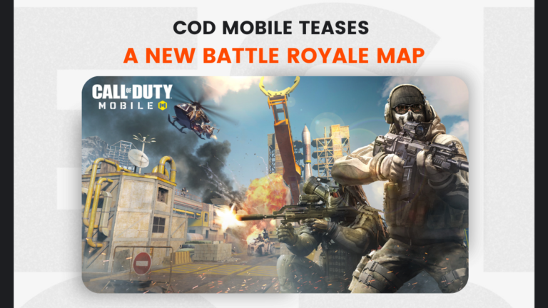 COD Mobile teases a new Battle Royale map